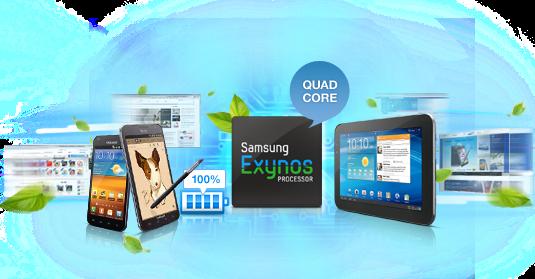Samsung Exynos Quad Core