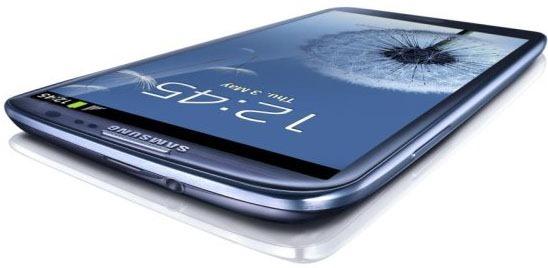 Samsung Galaxy S III (SGS3)