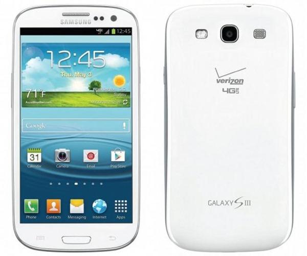 Verizon Galaxy S3