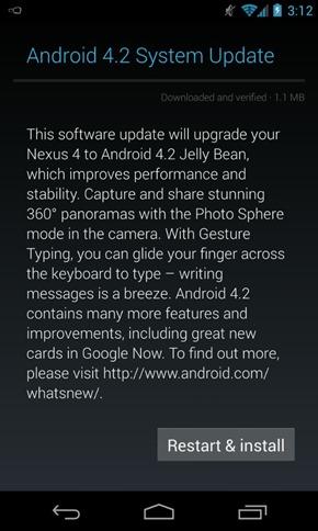 Android 4.2.1 JOP40D OTA update
