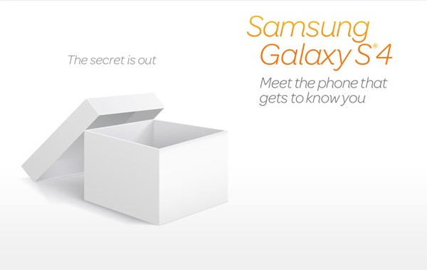 AT&T Galaxy S4 Release Date & Price Revealed