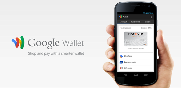 Google Wallet for HTC One, Galaxy S4, Note 2