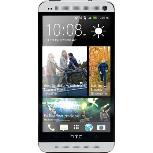 HTC One with Sense 5 UI