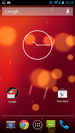 Stock-Android-4.2.2-HTC-One-homescreen